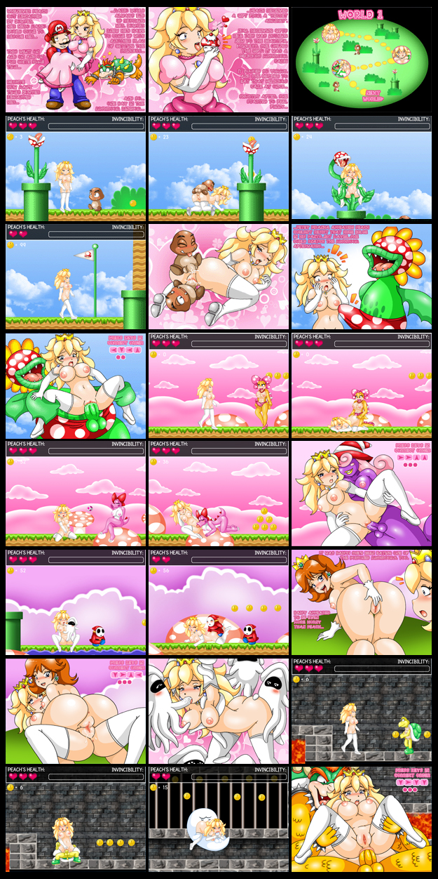 PEACHSMUSHROOMHUNT-HENTAI-GAME-SCREENSHOTS