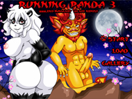 Running Panda 3 hentai game